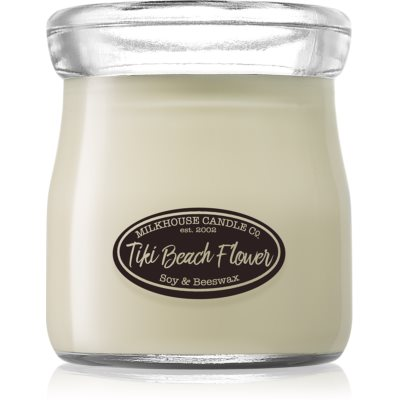 dišeča sveča  Cream Jar 142 g