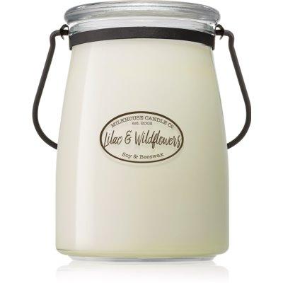 dišeča sveča  Butter Jar 624 g