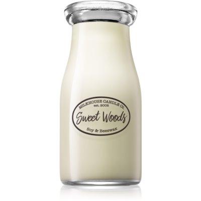 Duftkerze  227 g Milkbottle