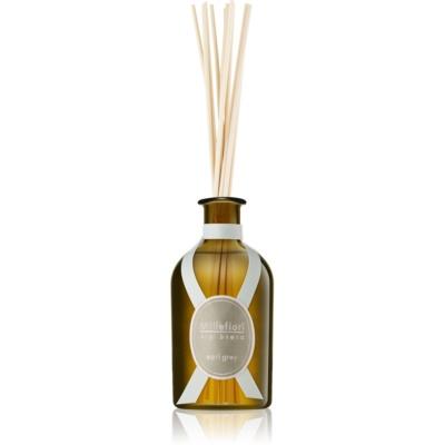 Millefiori Via Brera Earl Grey aroma diffúzor töltelékkel 100 ml