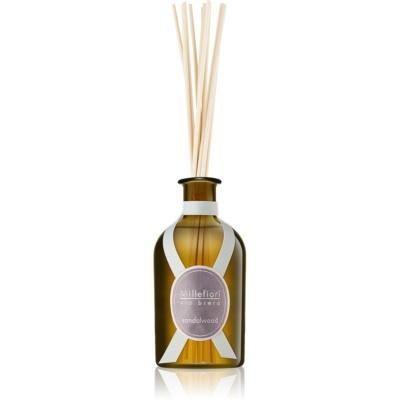 Millefiori Via Brera Sandalwood Aroma Diffuser With Refill