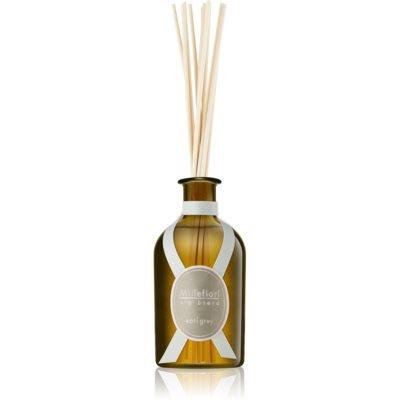 Millefiori Via Brera Earl Grey Aroma Diffuser With Refill