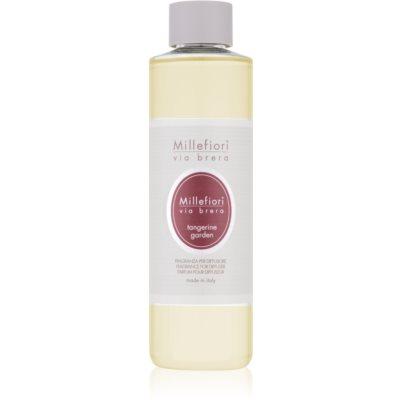 Millefiori Via Brera Tangerine Garden Refill for aroma diffusers