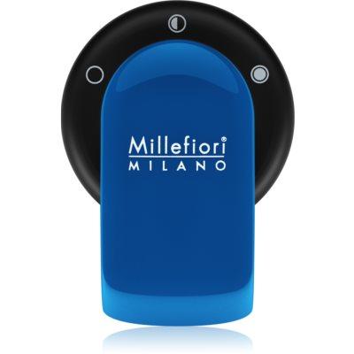 Millefiori GO Sandalo Bergamotto car air freshener azzurro