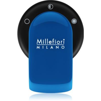 Millefiori GO тримач освіжувача повітря для автомобіля   з наповненням Azzurro (Sandalo Bergamotto)