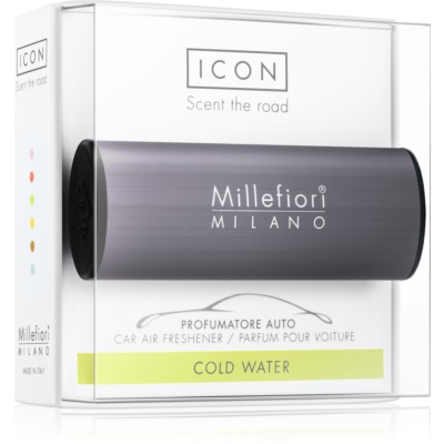 Millefiori Icon Cold Water Car Air Freshener   Classic