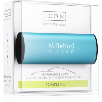 Millefiori Icon Pompelmo Car Air Freshener   Classic