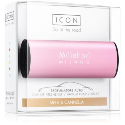 Millefiori Icon Mela & Cannella parfum pentru masina   Classic