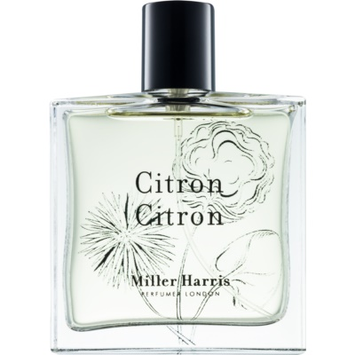 Miller Harris Citron Citron eau de parfum mixte