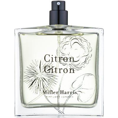 Miller Harris Citron Citron Parfumovaná voda tester unisex