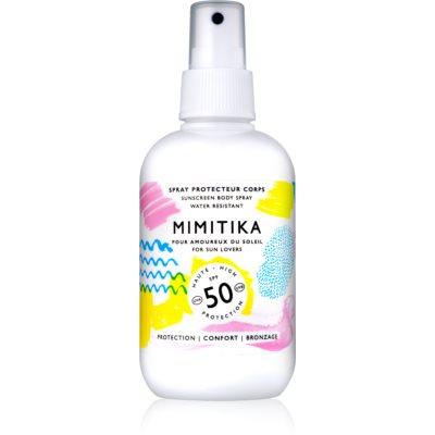 Mimitika Sun Sun Spray SPF 50