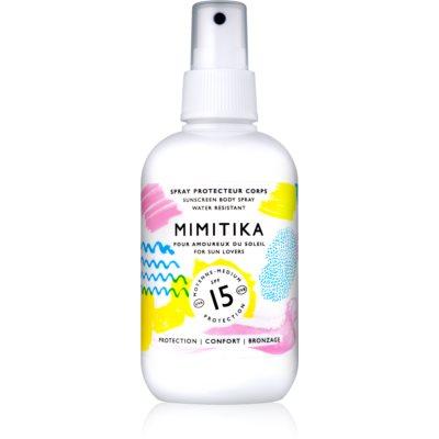 Mimitika Sun Sun Spray SPF 15