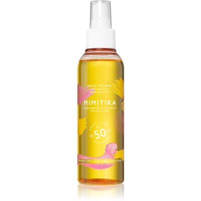 Mimitika Sun Sun Oil In Spray SPF 50