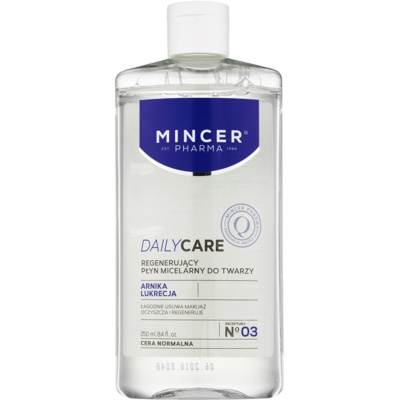 Micellar Cleansing Water Regenerative Effect