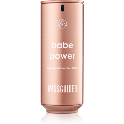 Missguided Babe Power Eau de Parfum για γυναίκες 80 μλ