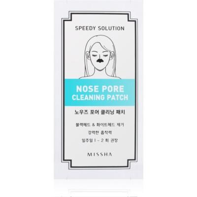 tiras limpiadoras faciales para la nariz