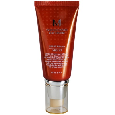 Missha M Perfect Cover BB Cream High Sun Protection