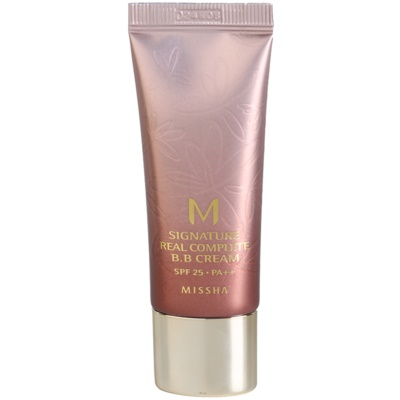 Missha M Signature Real Complete Crema BB ce ofera aspect perfect pielii mini