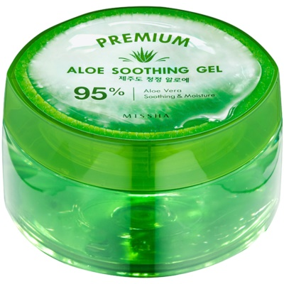 Missha Premium Moisturising and Soothing Gel With Aloe Vera