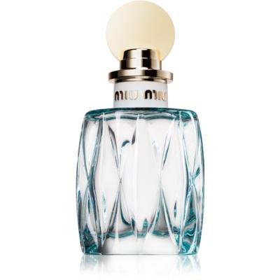 Miu Miu L'Eau Bleue eau de parfum pour femme