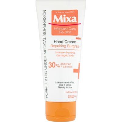 krém na ruky a nechty pre extra suchú pokožku