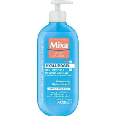 gel micelar  para pieles sensibles y muy secas