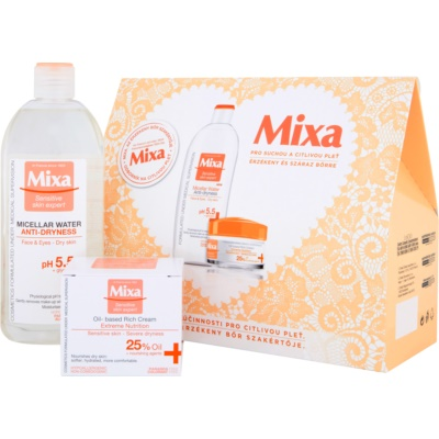 MIXA Anti-Dryness Cosmetic Set III.
