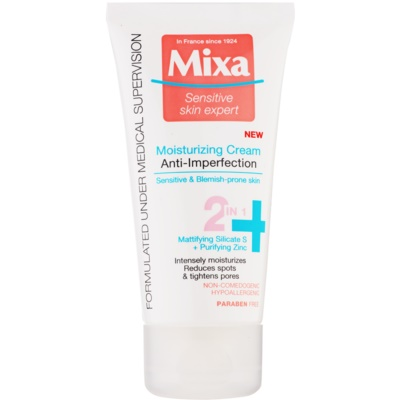 Moisturizing Care to Treat Skin Imperfections