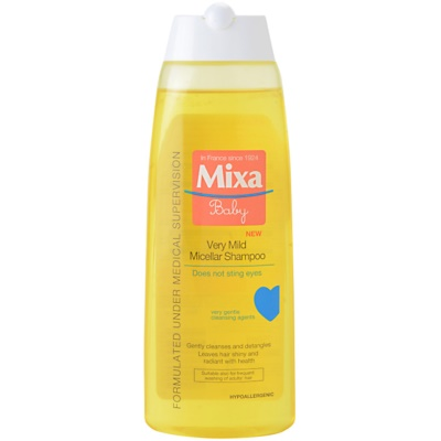 Very Mild Micellar Shampoo For Kids