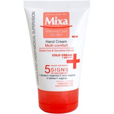 crema hidratante y nutritiva para manos