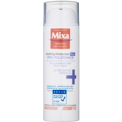 Nourishing Cream For Intolerant Skin