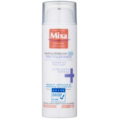 Light Moisturizing Cream For Intolerant Skin