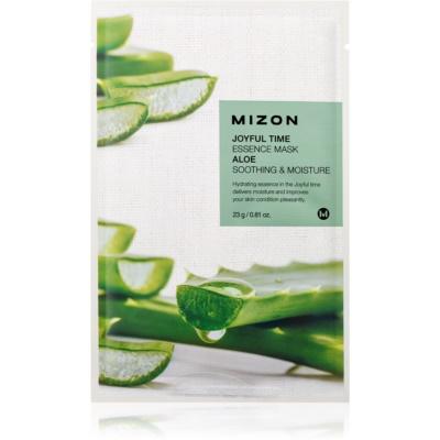 Mizon Joyful Time mascarilla hoja con efecto hidratante y alisante