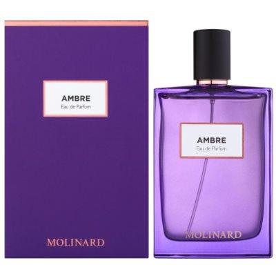 Molinard Ambre Parfumovaná voda pre ženy