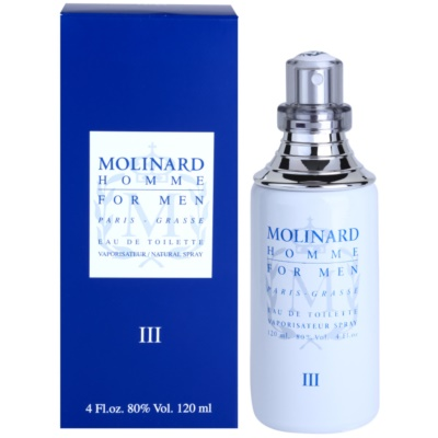 Molinard Homme Homme III Eau de Toilette für Herren