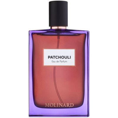 Molinard Patchouli eau de parfum per donna