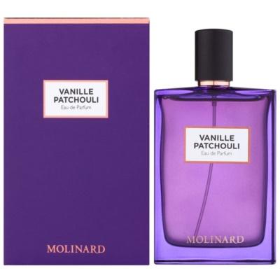 Molinard Vanille Patchouli eau de parfum mixte