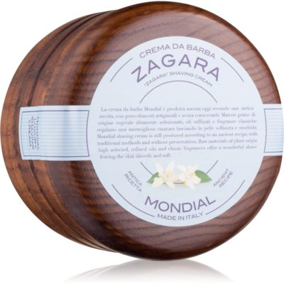 Mondial Luxury Wooden Bowl  Shaving Cream