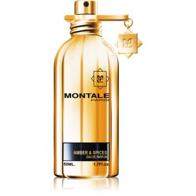 Montale Amber & Spices eau de parfum unissexo
