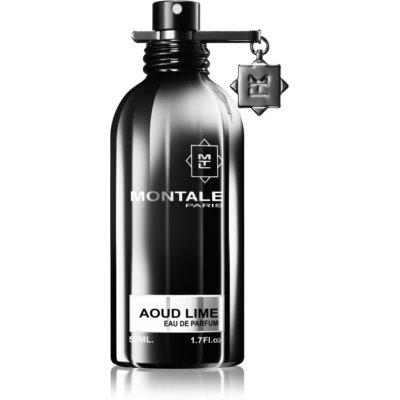 Montale Aoud Lime Eau de Parfum unissexo