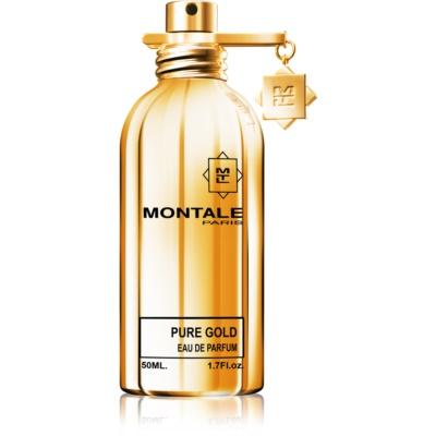 Montale Pure Gold Eau de Parfum voor Vrouwen
