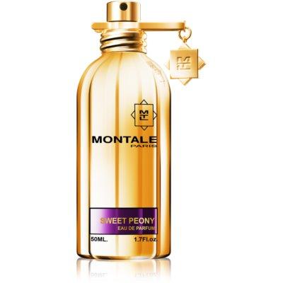 Montale Sweet Peony Eau de Parfum voor Vrouwen