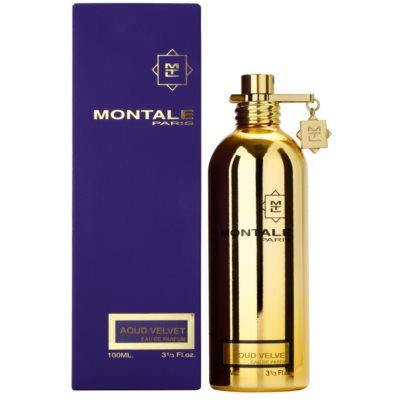 Montale Aoud Velvet Parfumovaná voda unisex