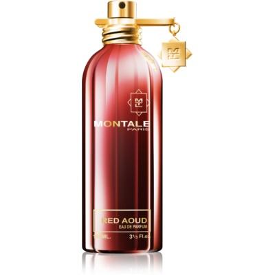 Montale Red Aoud Eau de Parfum unissexo