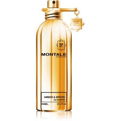 Montale Amber & Spices eau de parfum mixte