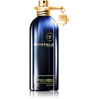 Montale Aoud Ambre eau de parfum mixte