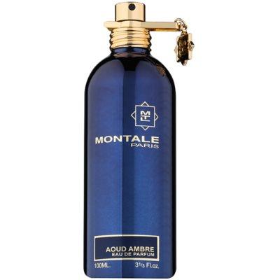 Montale Aoud Ambre eau de parfum teszter unisex