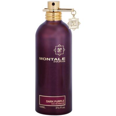 Montale Dark Purple парфумована вода тестер для жінок