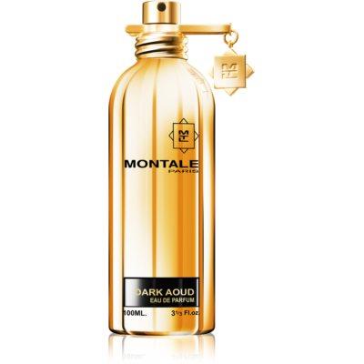 Montale Dark Aoud eau de parfum mixte