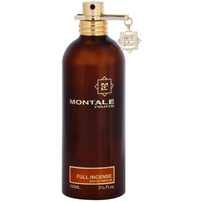 Montale Full Incense woda perfumowana tester unisex